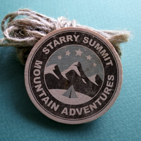 Starry Summit Mountain Adventures logo